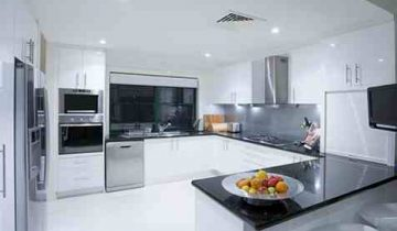 Bathroom laundry and kitchen renovations perth for Kitchen designs perth